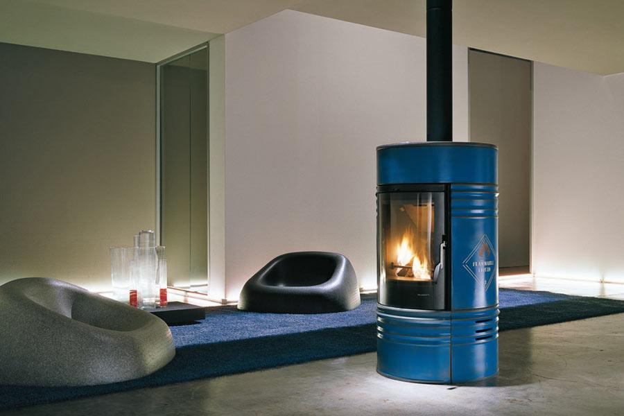Stufe legna maiolica installazione climatizzatore - Canne fumarie coibentate per stufe a pellet ...