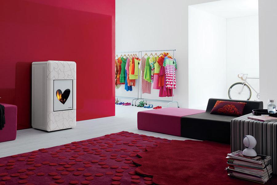 Manutenzione stufe a pellet edilkamin installazione climatizzatore - Stufe a pellet design ...